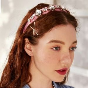 Daisy Jeweled Headband